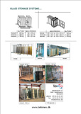 Glass Storage Systems from Tekimex