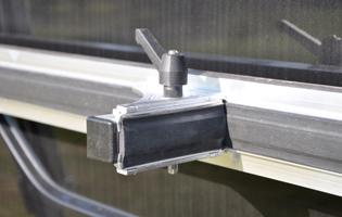 Sikkerhedsstop til glasstativ